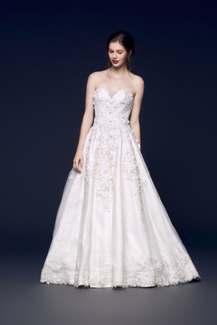 Princess/A-Line Gown by Bluebay Wedding