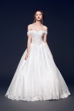 Ball Gown by La Belle Couture