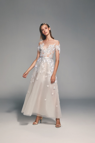 Princess/A-Line Gown by WhiteLink Bridal