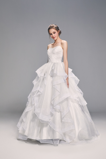 Ball Gown by Jess Haute Couture