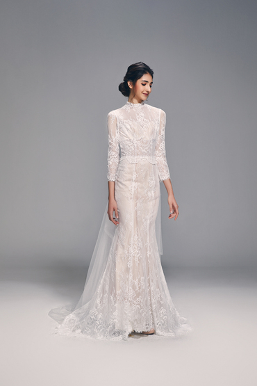 Sheath Gown by My Dream Wedding