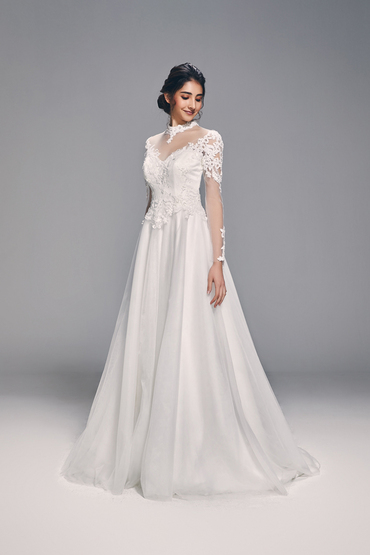 Princess/A-Line Gown by Yvonne Creative Bridal