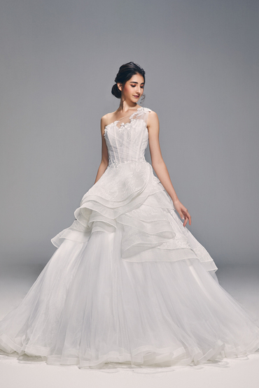Ball Gown by Z Wedding Design