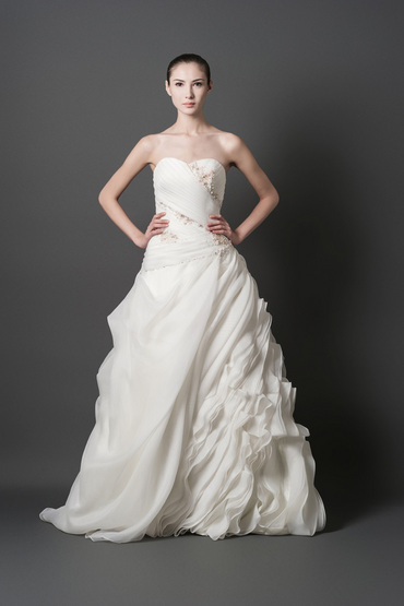 Princess/A-Line Gown by WhiteLink