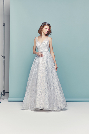 Princess/A-Line Gown by Z Wedding Design