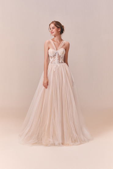 Ball Gown by Alisha & Lace Singapore