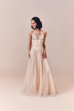 Princess/A-Line Gown by Jawn Happy.Ever.After