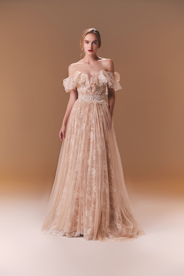 Princess/A-Line Gown by Alisha & Lace Singapore