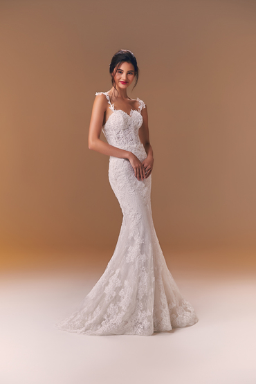 Mermaid Gown by La Belle Couture
