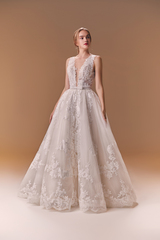 5625_lb_gown1_white_ball_vneck_lace_f.admin