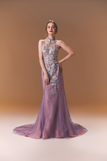 Mermaid Gown by Silhouette The Atelier