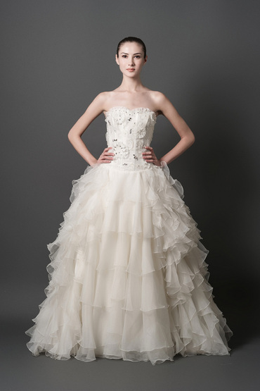 Ball Gown by My Dream Wedding
