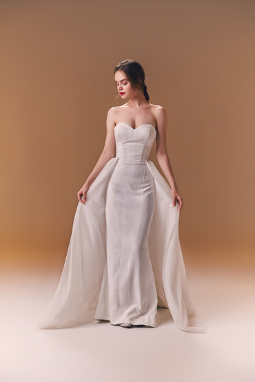 Mermaid Gown by Luna Bianca Bridal Boutique