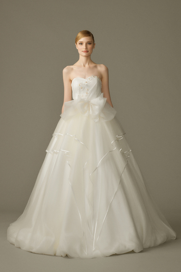 Ball Gown by Z Wedding D'sign